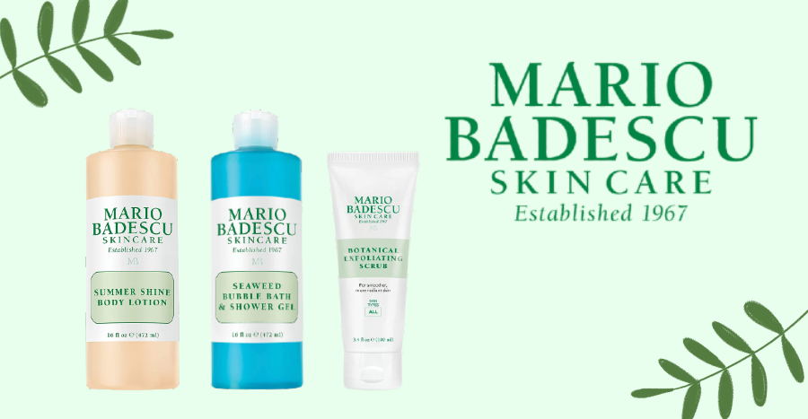 Claim a FREE Mario Badescu Pamper Kit worth S$24 with purchase!