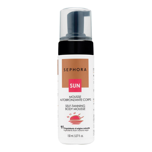 Sephora Collection Self-Tanning Body Mousse