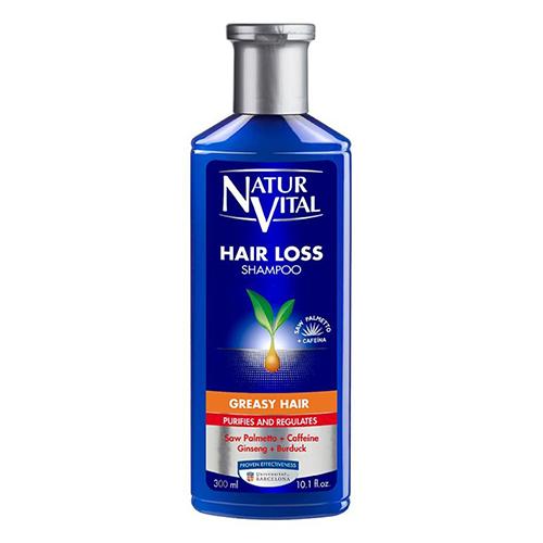 Naturvital Hair Loss Shampoo