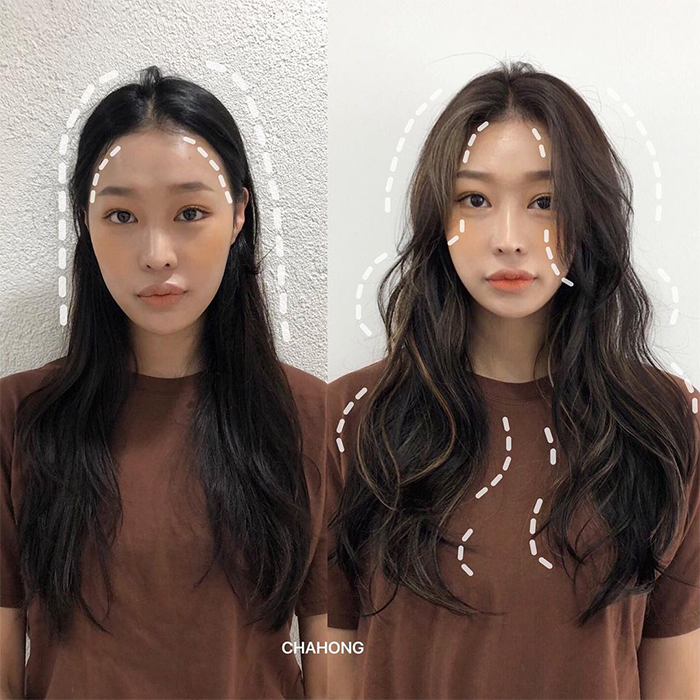 hairstyles face shape long 1