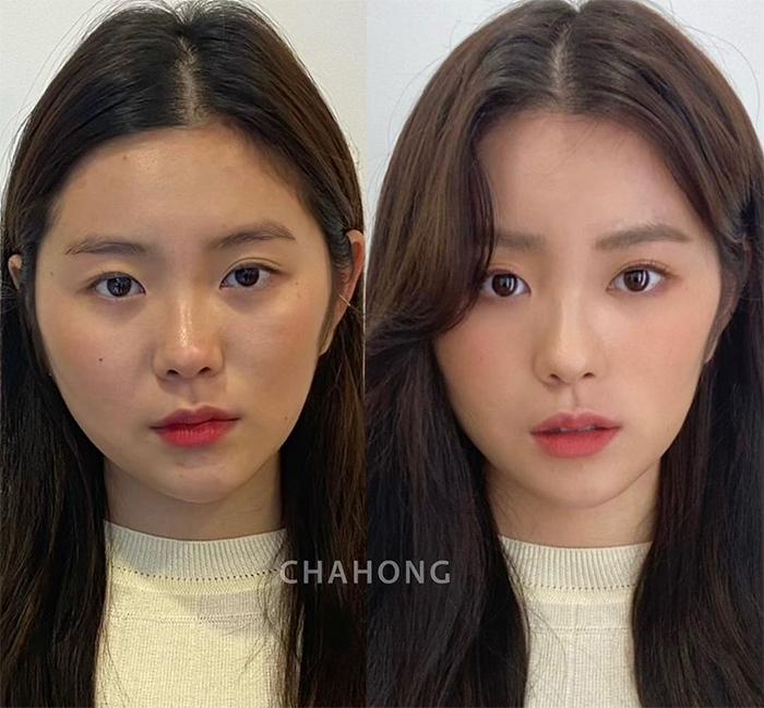 hairstyles face shape prominent cheekbones 1