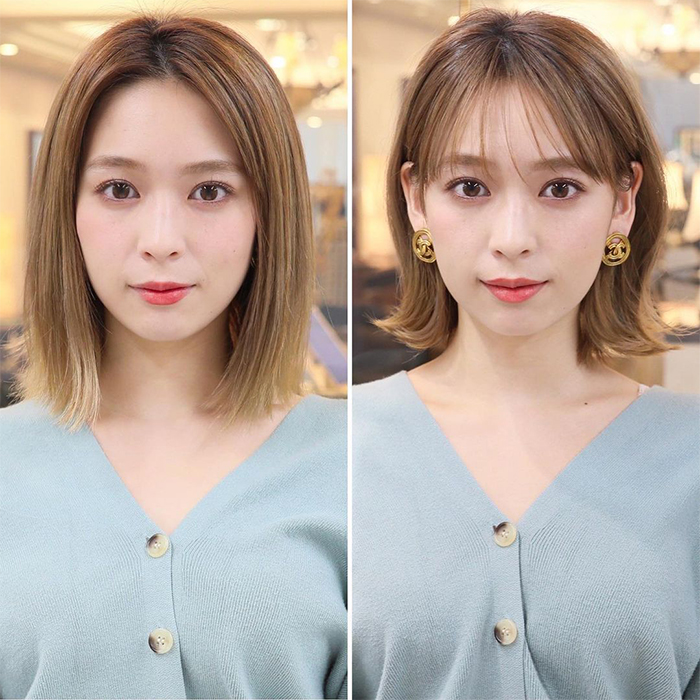 hairstyles face shape square 2