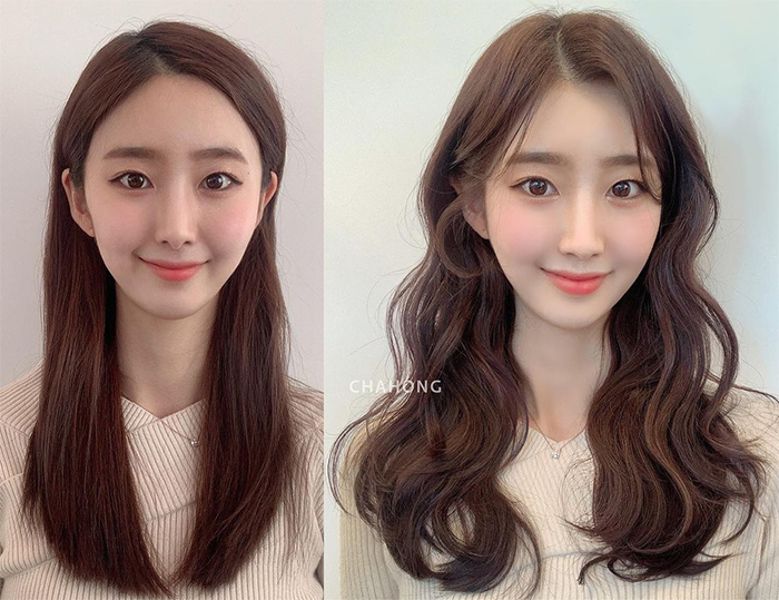 hairstyles face shape wide forehead 1