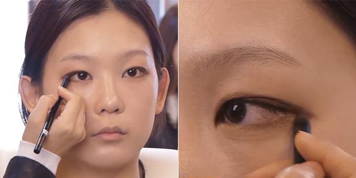 korean-puppy-eyes-makeup-eyeliner