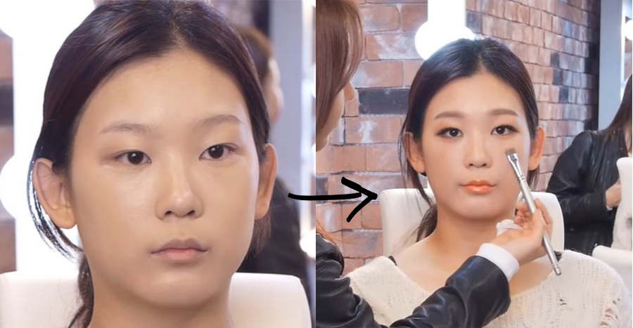 Korean puppy eye makeup: 5 easy steps for beginners (2021 edition)