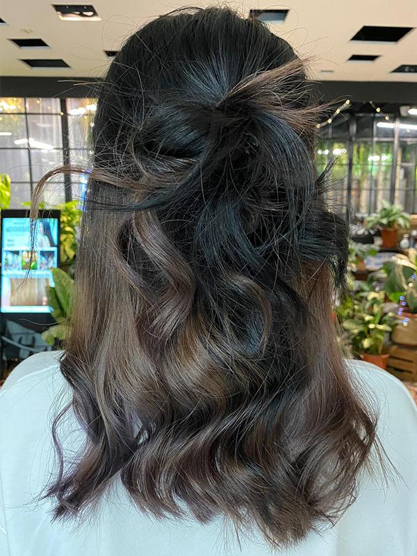 low-maintenance haircuts tousled waves