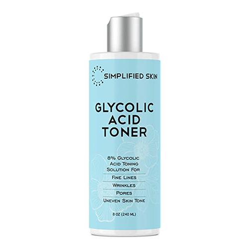 Simplified Skin Glycolic Acid Toner