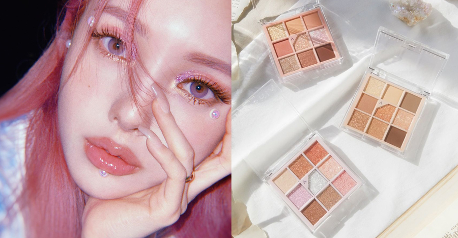 Korean celebs including Song Hye-Kyo and Pony love this eyeshadow palette – here's how you can get it in Singapore