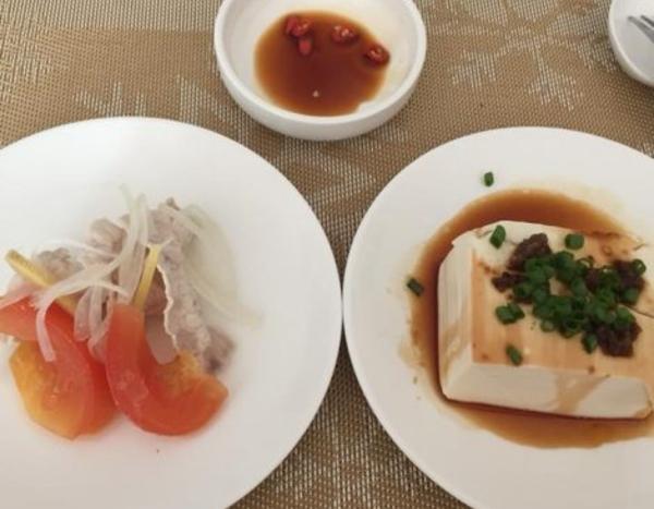 vivian hsu diet meals