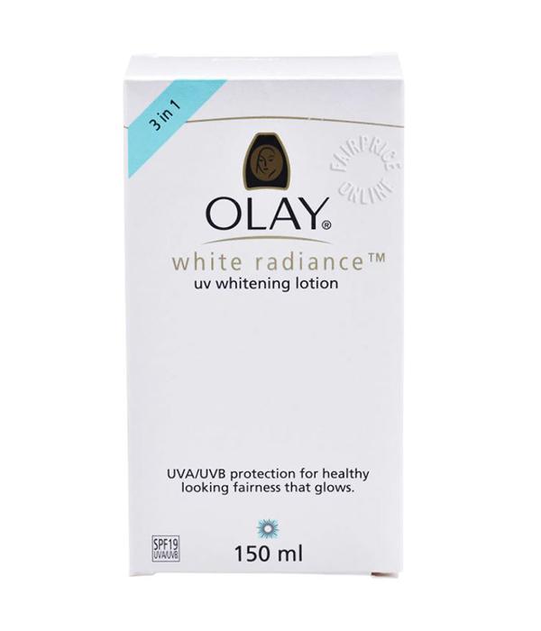 Olay White Radiance UV Whitening Lotion