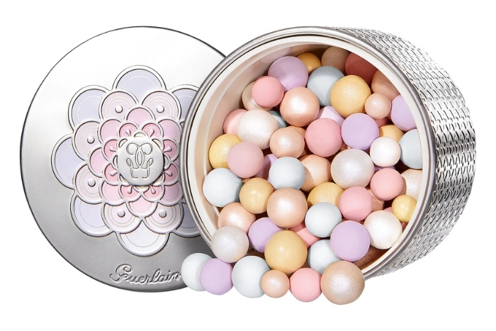 beauty products with vintage packaging guerlain