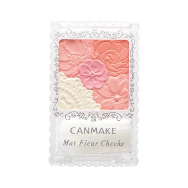 canmake fleur cheeks