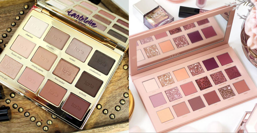 18 best eyeshadow palettes for beginners you can use without pro techniques