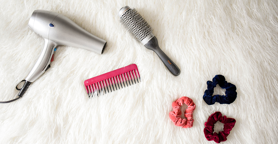 How to get smooth straight hair even if your tresses are super unruly