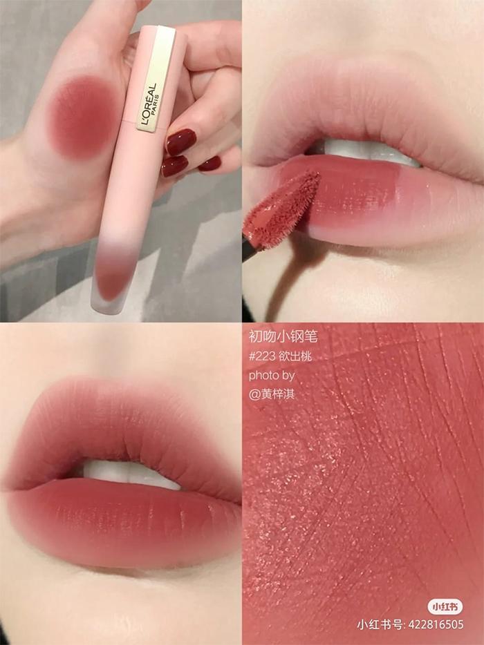 loreal-chiffon-signature-airy-velvet-matte-lip-colour-review-233a
