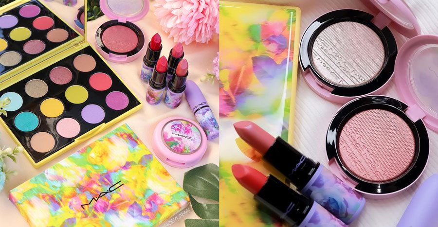 MAC's new makeup collection screams all things floral – and we're mesmerised by it