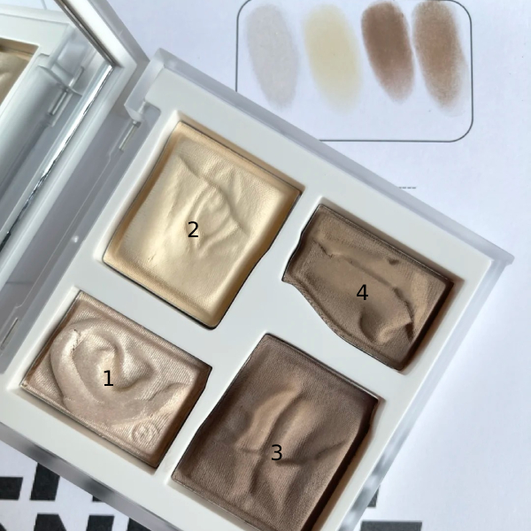 palette shades and its uses