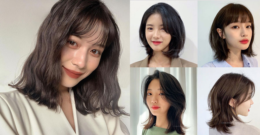 5 ways to perm short and mid-length hair that will have you looking trendy even on the streets of Korea and Japan