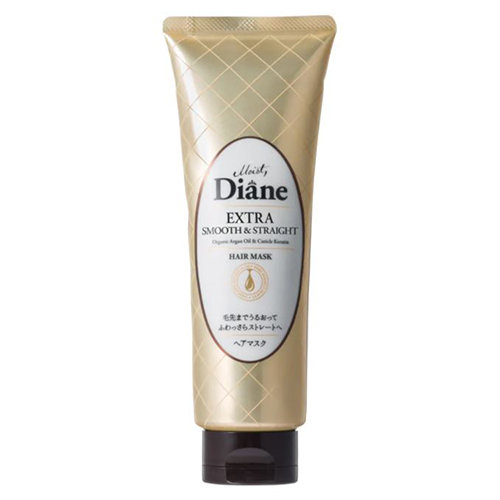 Moist Diane Extra Smooth & Straight Hair Mask