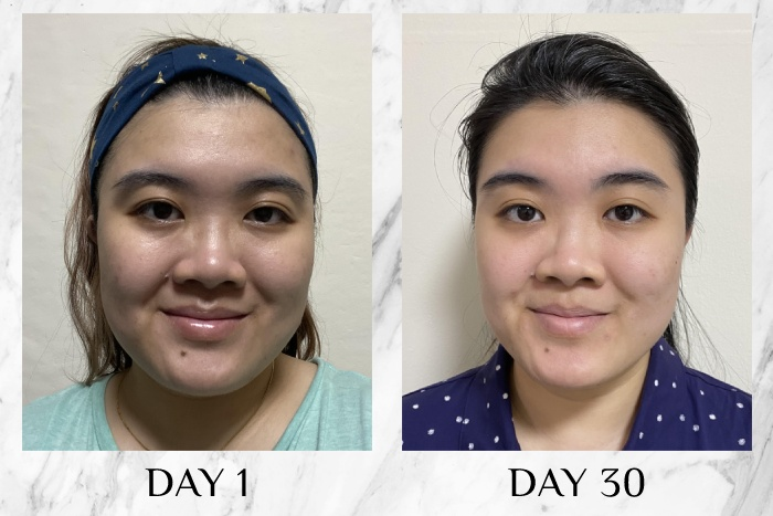 Evans Dermalogical Diamond Tomato Youth Serum review after 30 days