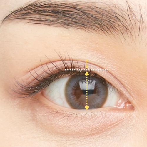 eye shape analysis makeup step 1