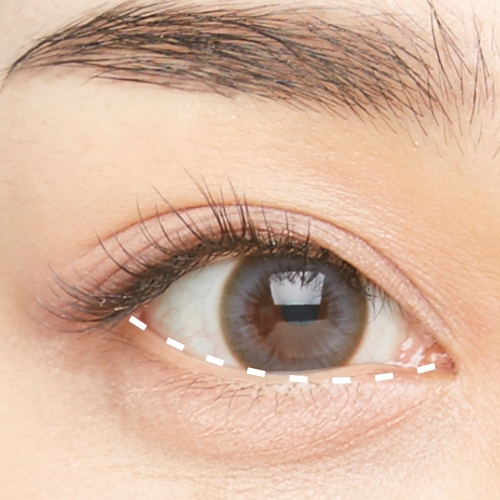 eye shape analysis makeup step 6