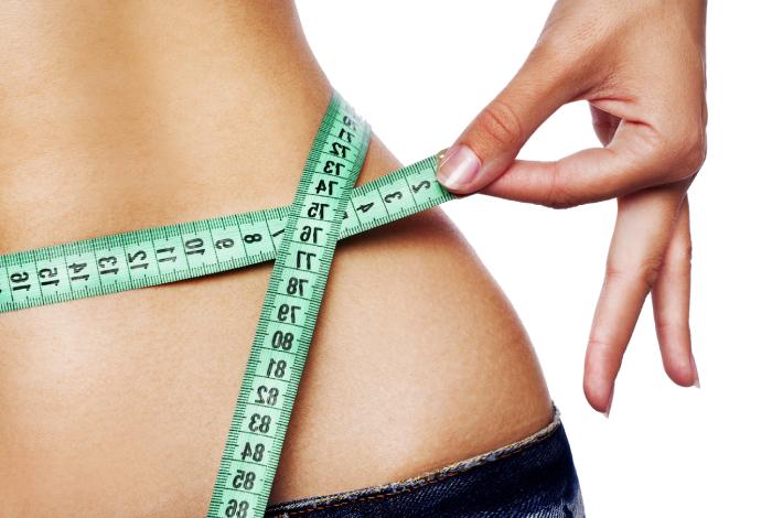 gradual slimming phase