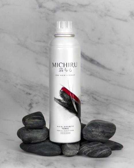 michiru hair growth tonic photo by daily vanity