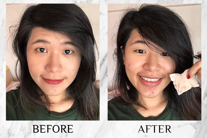Bifesta Micellar Cleansing Water brightup acne care sherry
