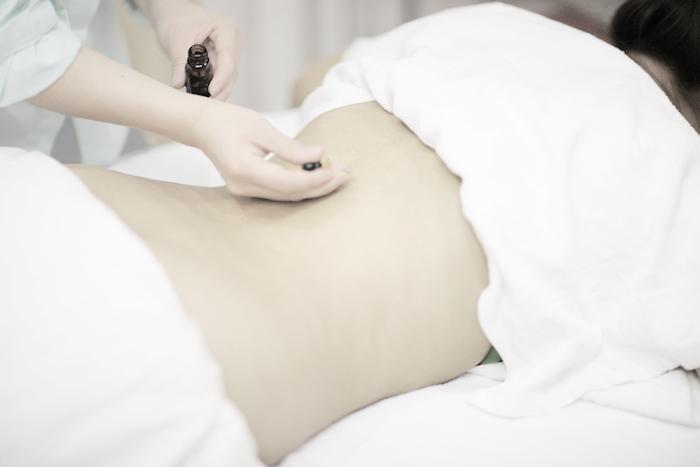 schone mama postpartum treatments