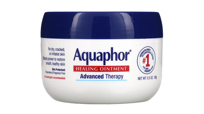 eczema cream aquaphor