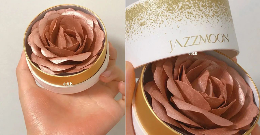 """This """"black tea rose"""" blusher is shaped like a gorgeous rose – and here's where you can get it"""