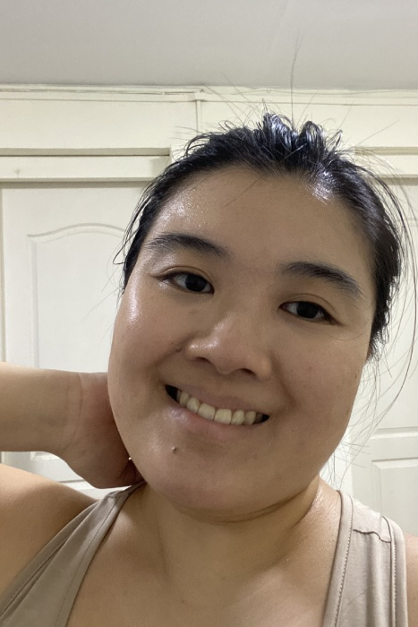 laneige neo cushion review lynnett after workout