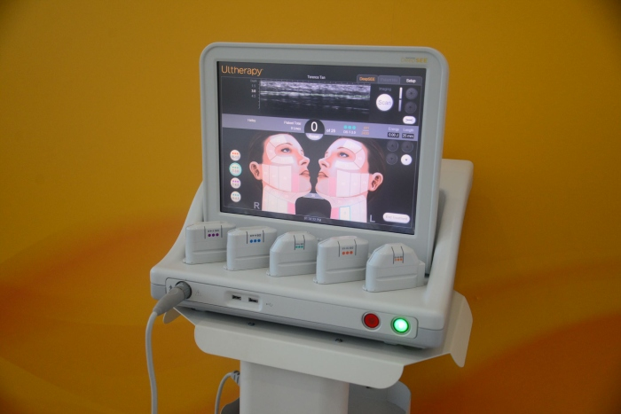 ultherapy transducers halley medical aesthetics