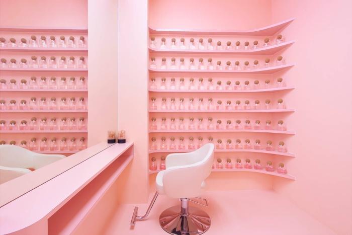 chez vous hideaway saloncation private room
