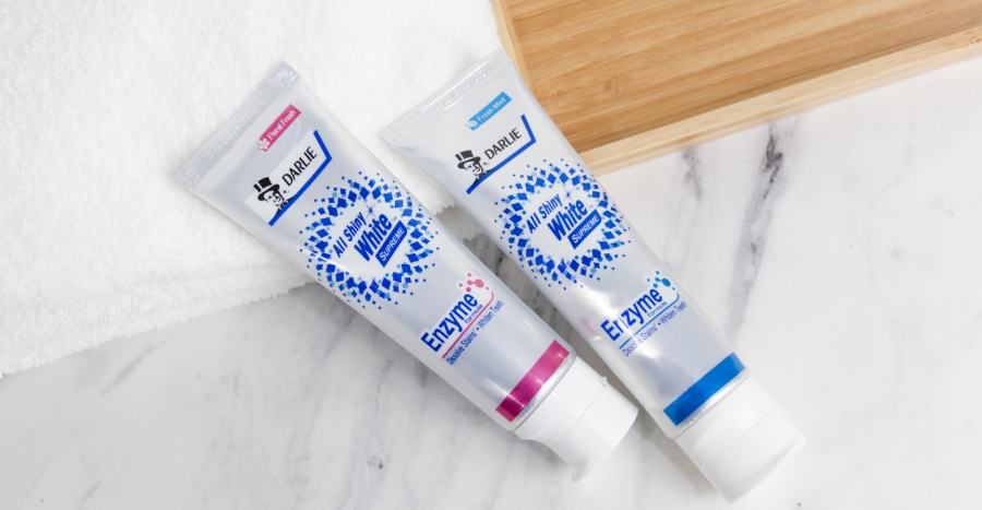 A S$5.90 toothpaste that whitens teeth effectively? We tried it out to see if it actually works